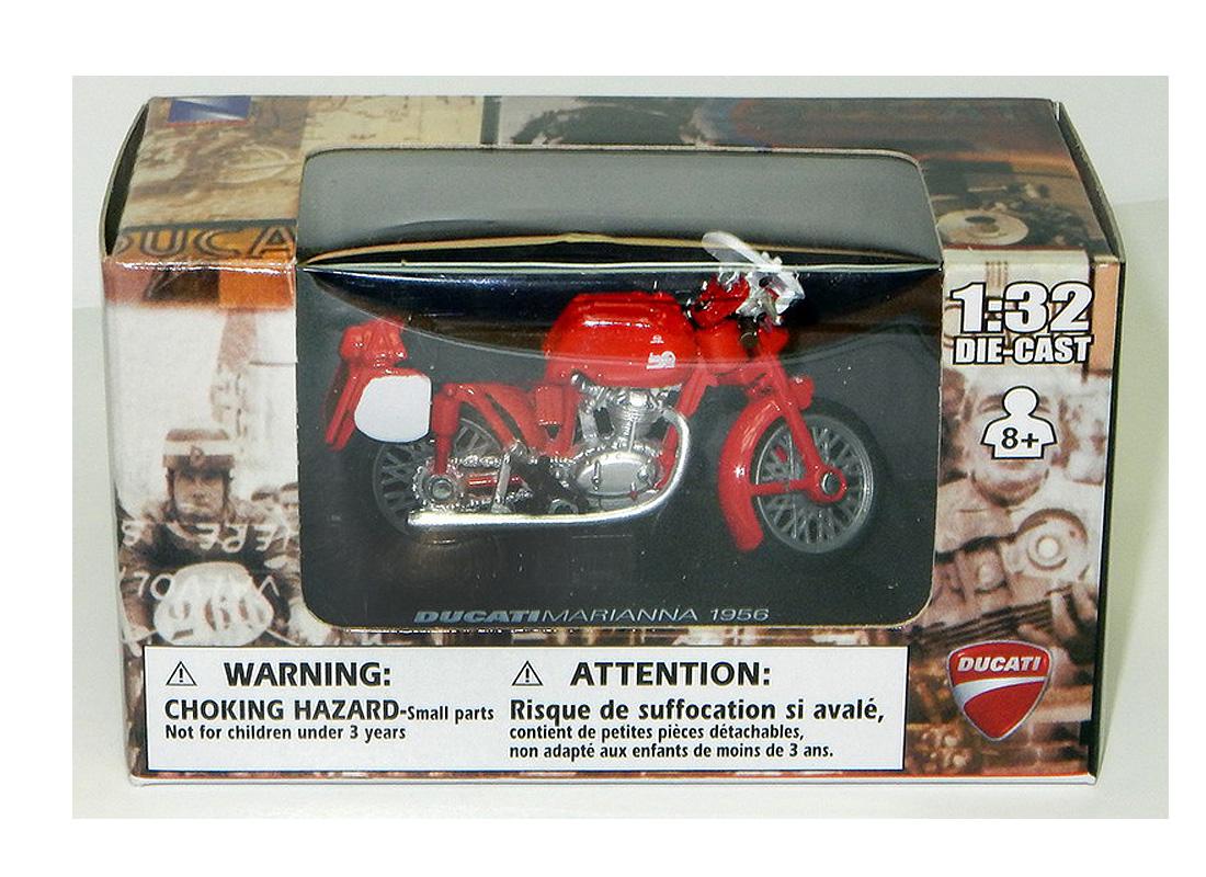 Ducati Marianna (1956) in Red