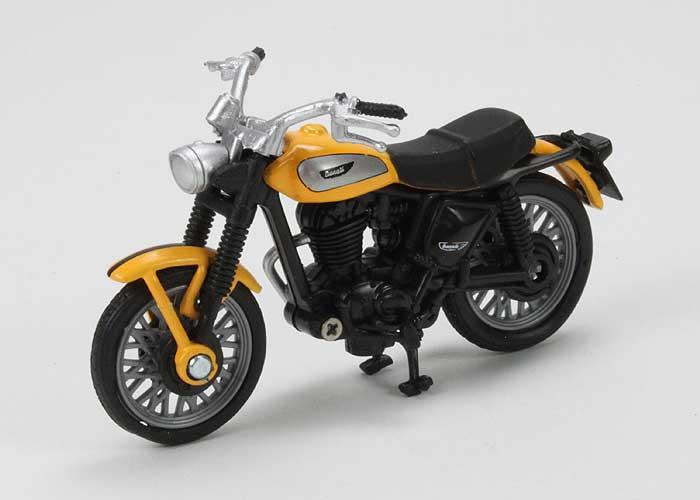 Ducati Scrambler 450 (1970) in Yellow