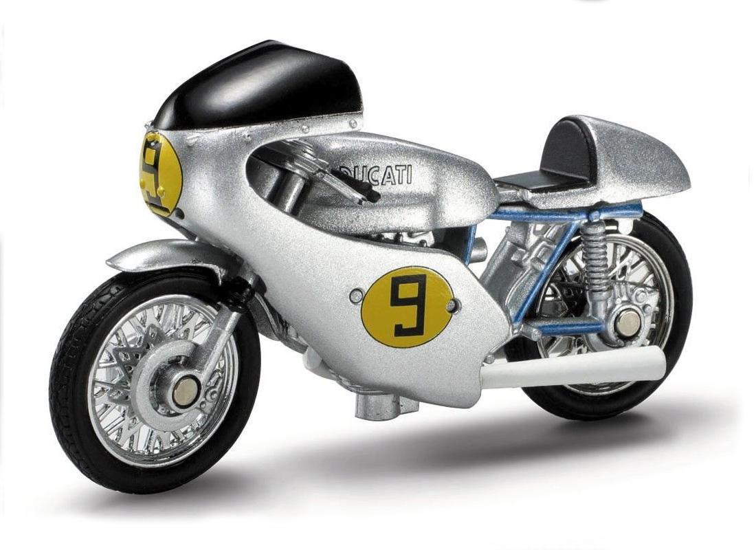 Ducati 500 GP (1971) in Silver