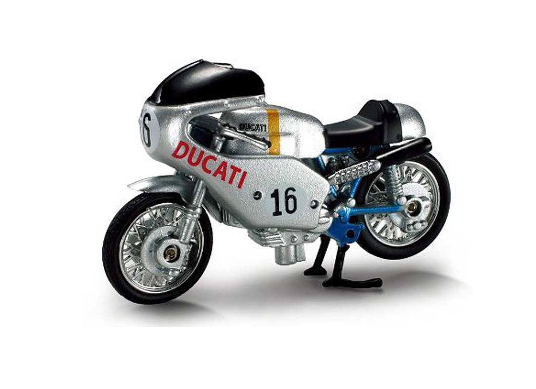 Ducati 750 Imola (1972) in Silver