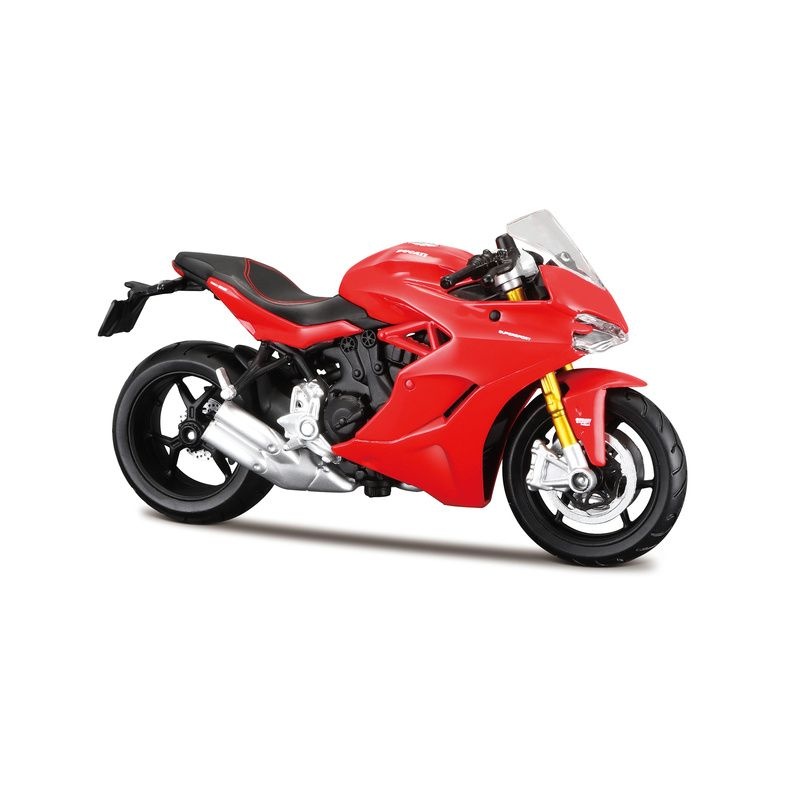 Ducati Supersport S in Red