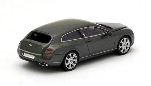 Bentley Flying Star Touring (2010) in Metallic Green