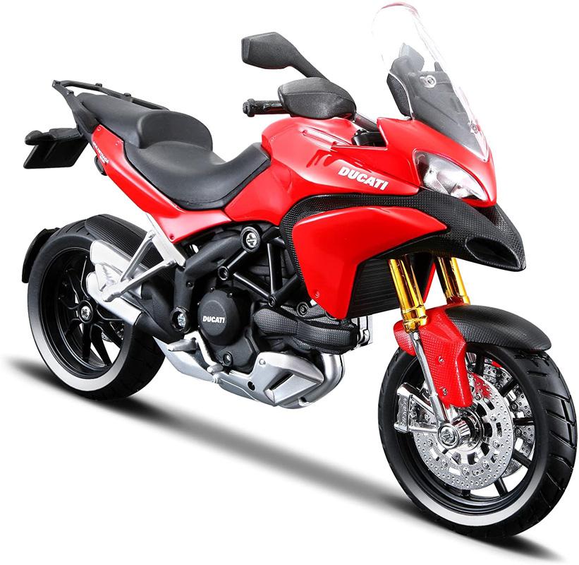 Vehicles Ducati Multistrada 1200S Diecast Model Motorcycle