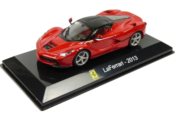 Vehicles Ferrari LaFerrari (2013) Diecast Model Car
