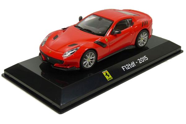 Vehicles Ferrari F12 tdf (2015) Diecast Model Car