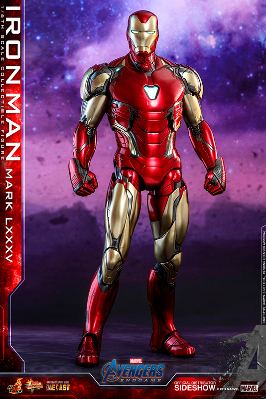 Collectibles & Rare Objects Avengers Iron Man Mark LXXXV Movie Masterpiece Series Figure