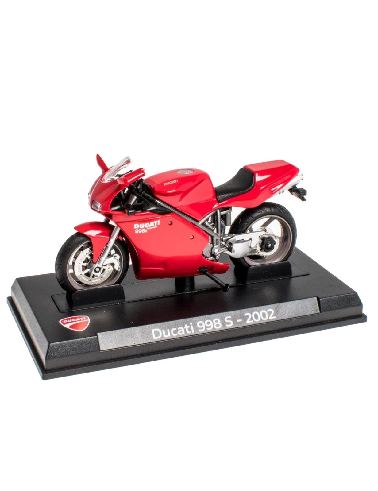 Ducati 998 S (2002) in Red