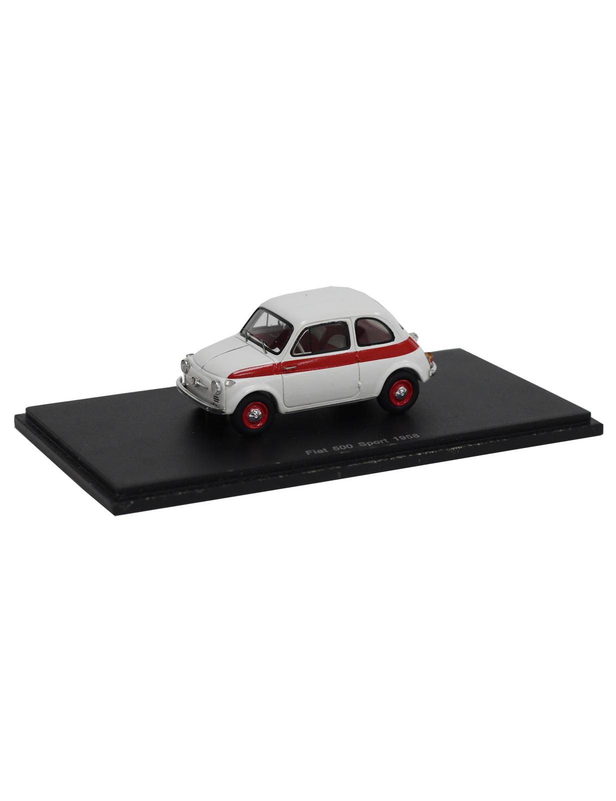 Fiat 500 Spo...
